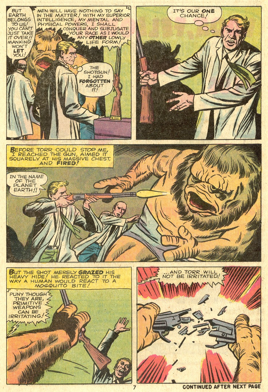 Strange Tales (1951) issue 175 - Page 6