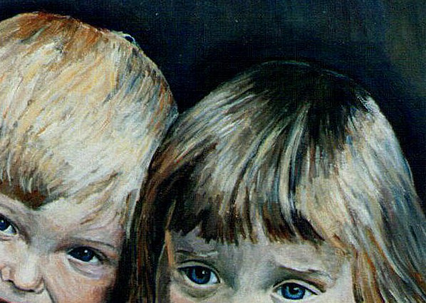 Oil Painting Medic How Do I Paint Blonde Hair On My Portraits