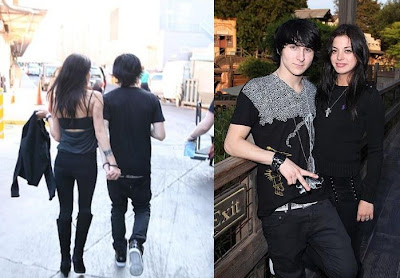 Who is Mitchel Musso dating right now?