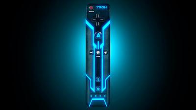 Mando Tron Legacy Wii