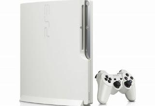 PS3 Slim Blanca
