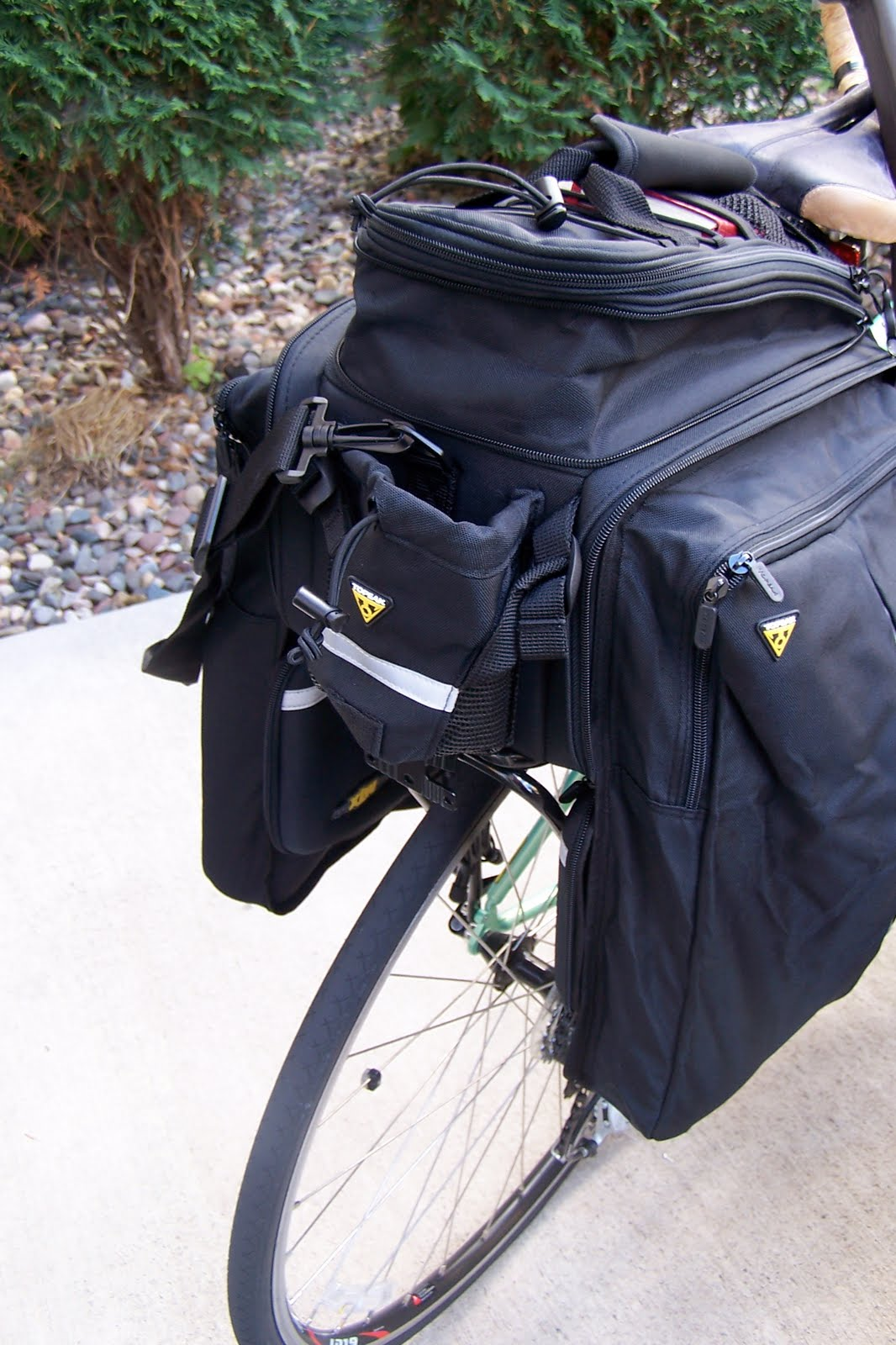 Steady State Condition Review Topeak Mtx Trunk Bag And Explorer Rack