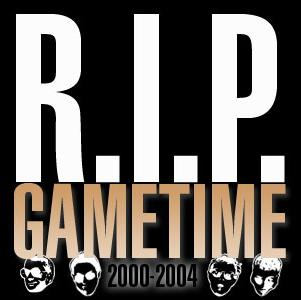 Gametime - Let The Games Begin EP (200x)