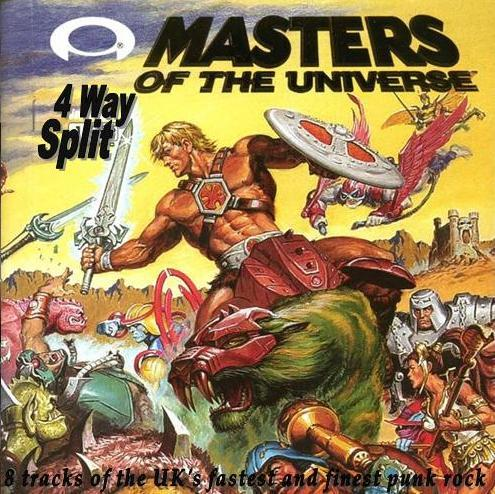 VA - Masters Of The Universe - Fastest And Finest UK Punk Rock