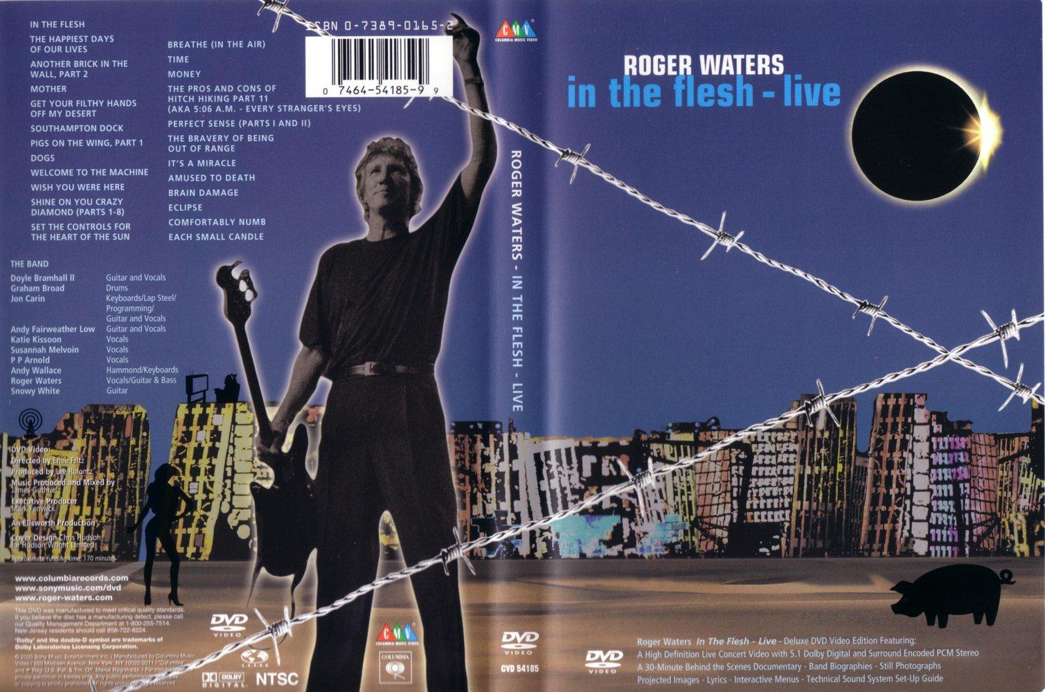 Roger waters in the flesh full album audio youtube.