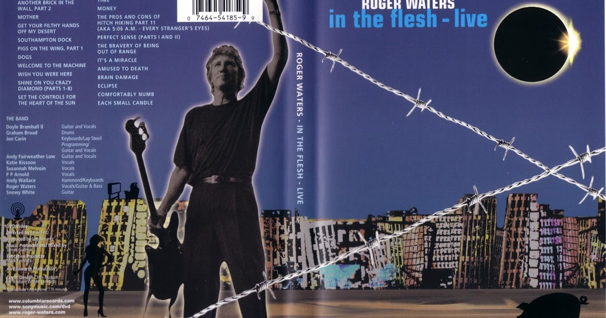 Roger waters in the flesh live full concert (sub es) youtube.