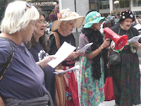 Seattle Raging Grannies