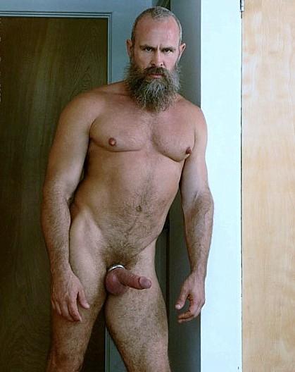 real men naked