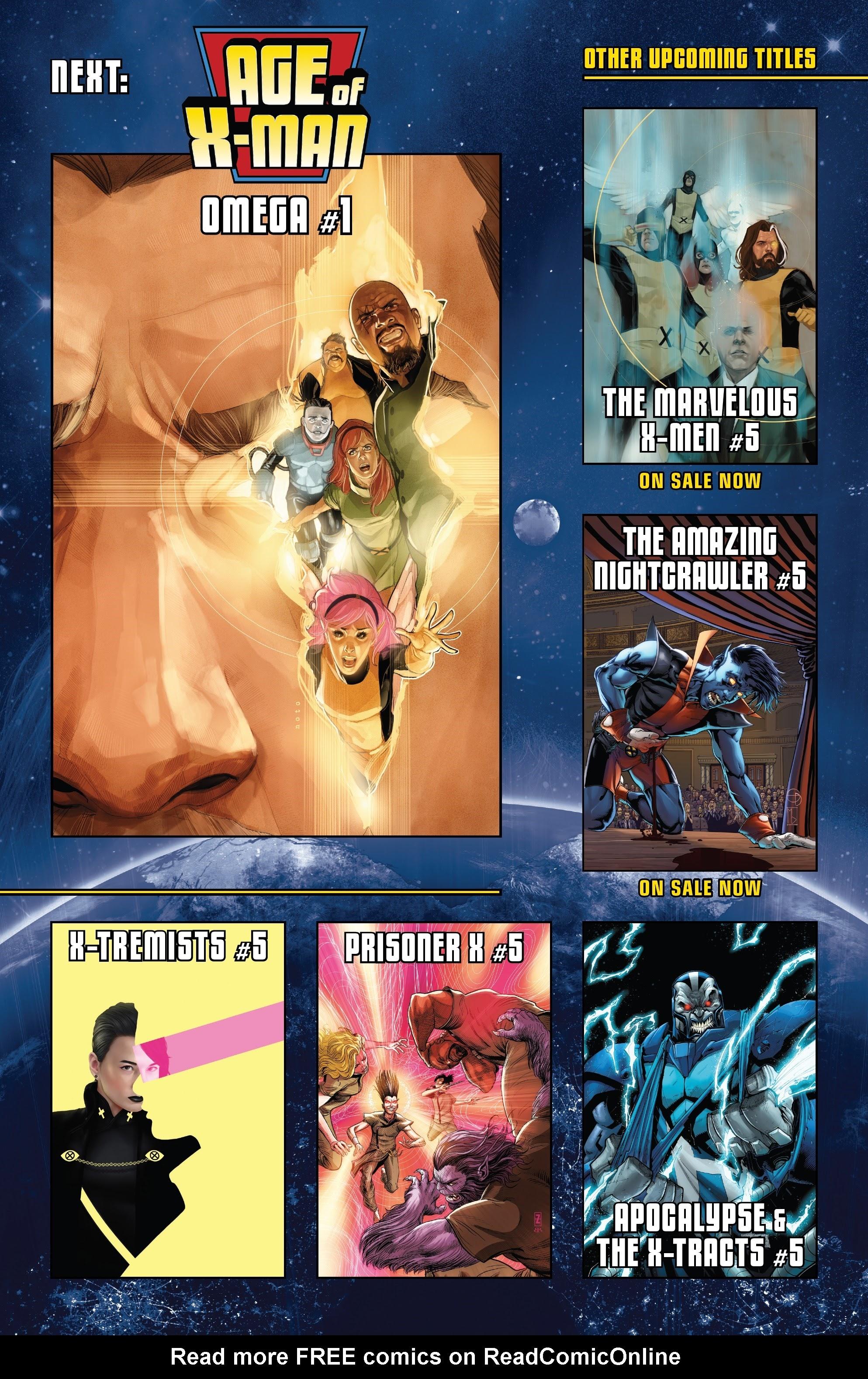 Age of X-Man: NextGen 5 Page 23