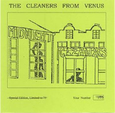 The Post Punk Progressive Pop Party: The Cleaners From Venus