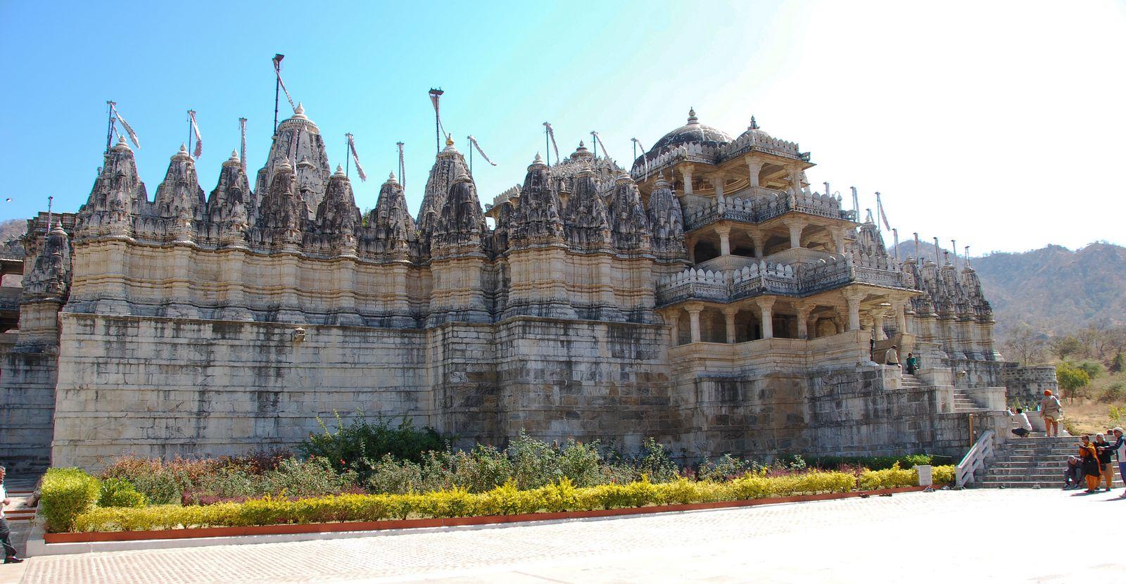 Temple Architechture Dilwara Temple