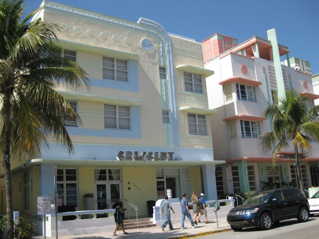 Miami Beach Art Deco Viertel