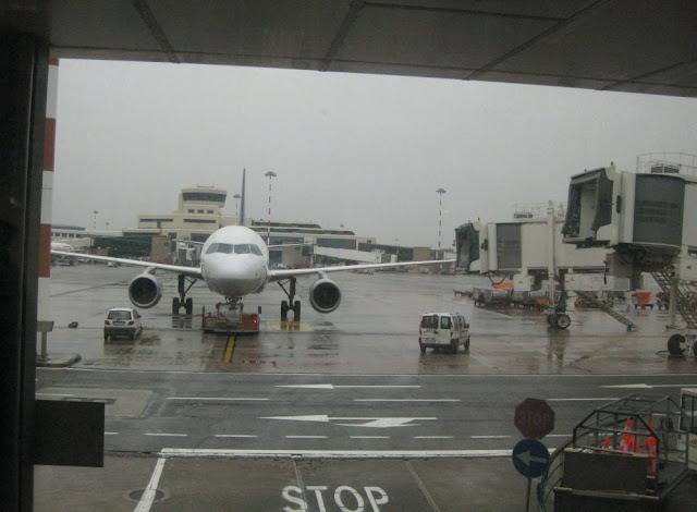 Flughafen Mailand Malpensa