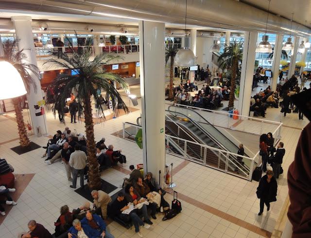 Costa-Terminal in Savona, Italien