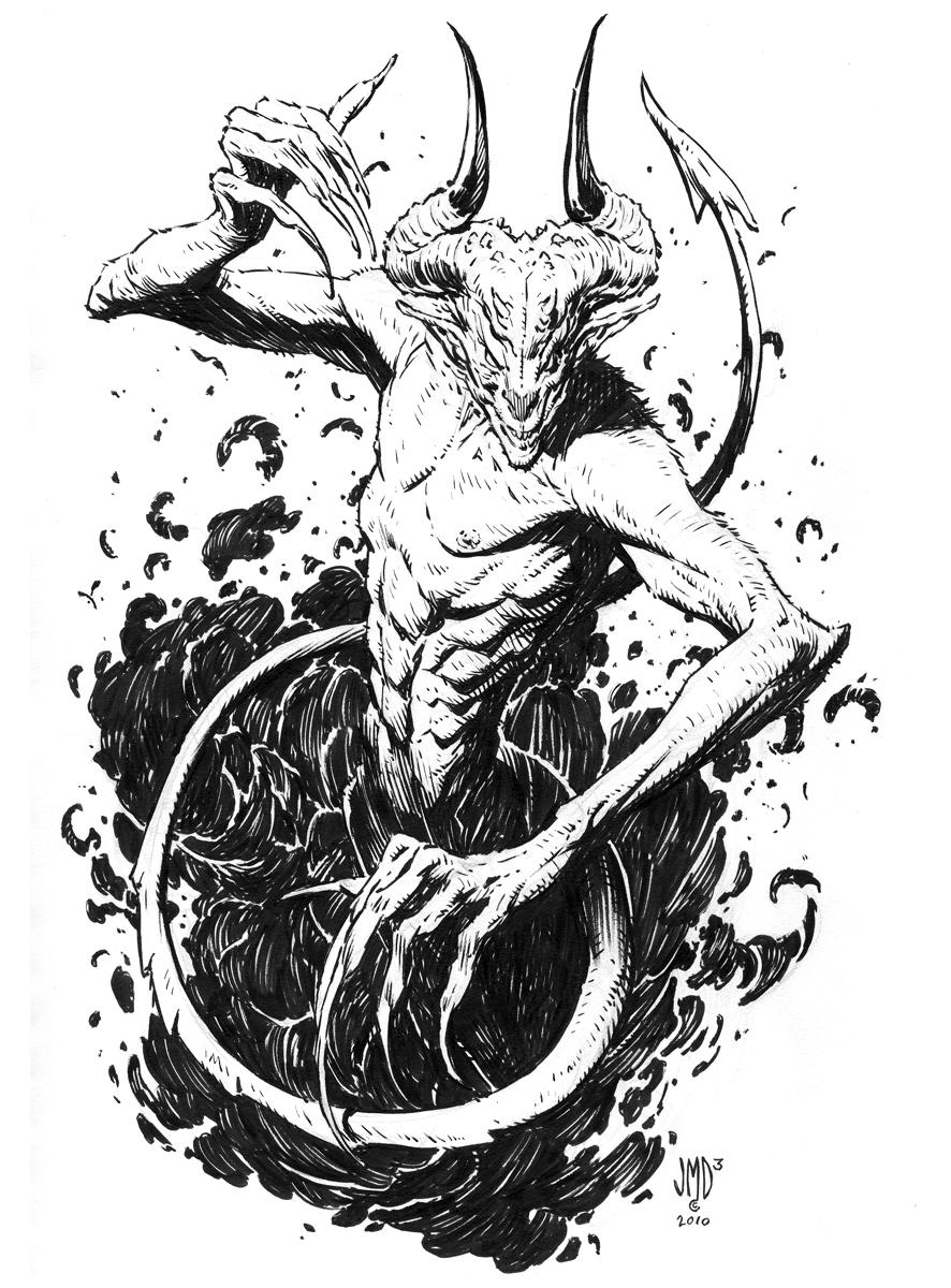 JMD3: Creatures