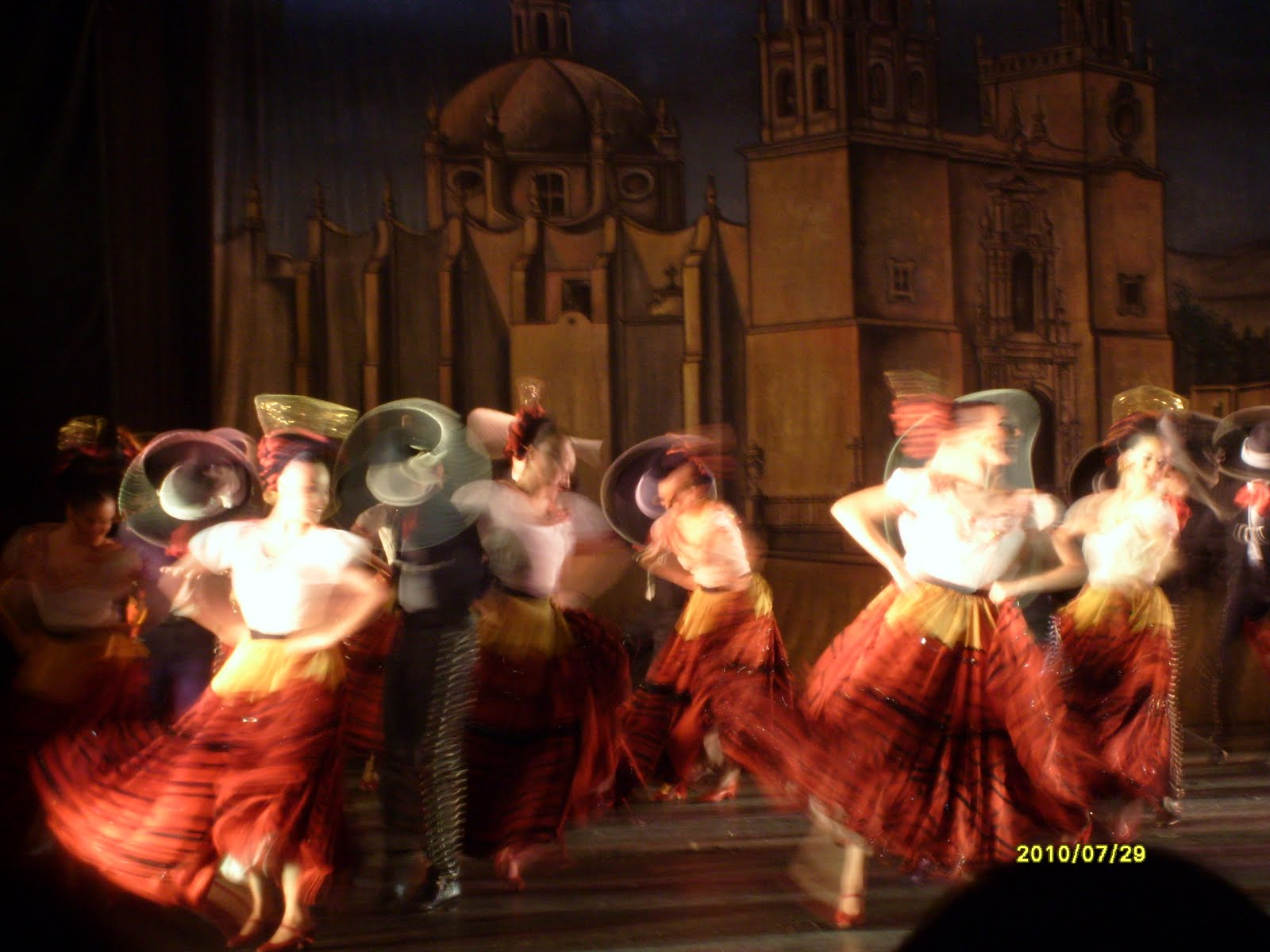 Return to Mexico Ballet Folklorico