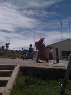 Hranice Peru - Bolivie