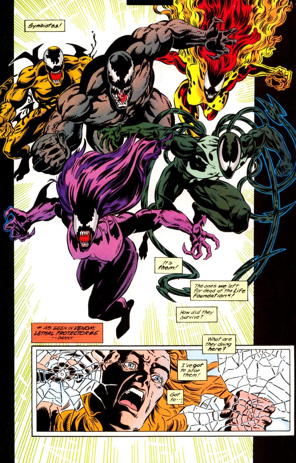 Venom Separation Anxiety 1 Read Venom Separation Anxiety Issue 1 Page 15