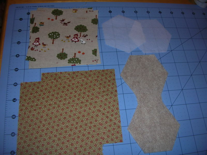 b62d86acf monkey beans: Hexagon Needle Book ~ Tutorial
