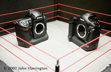 Canon o Nikon? Nikon vs Canon - La migliore Reflex è...