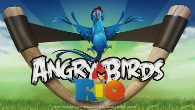 Rio - Angry Birds
