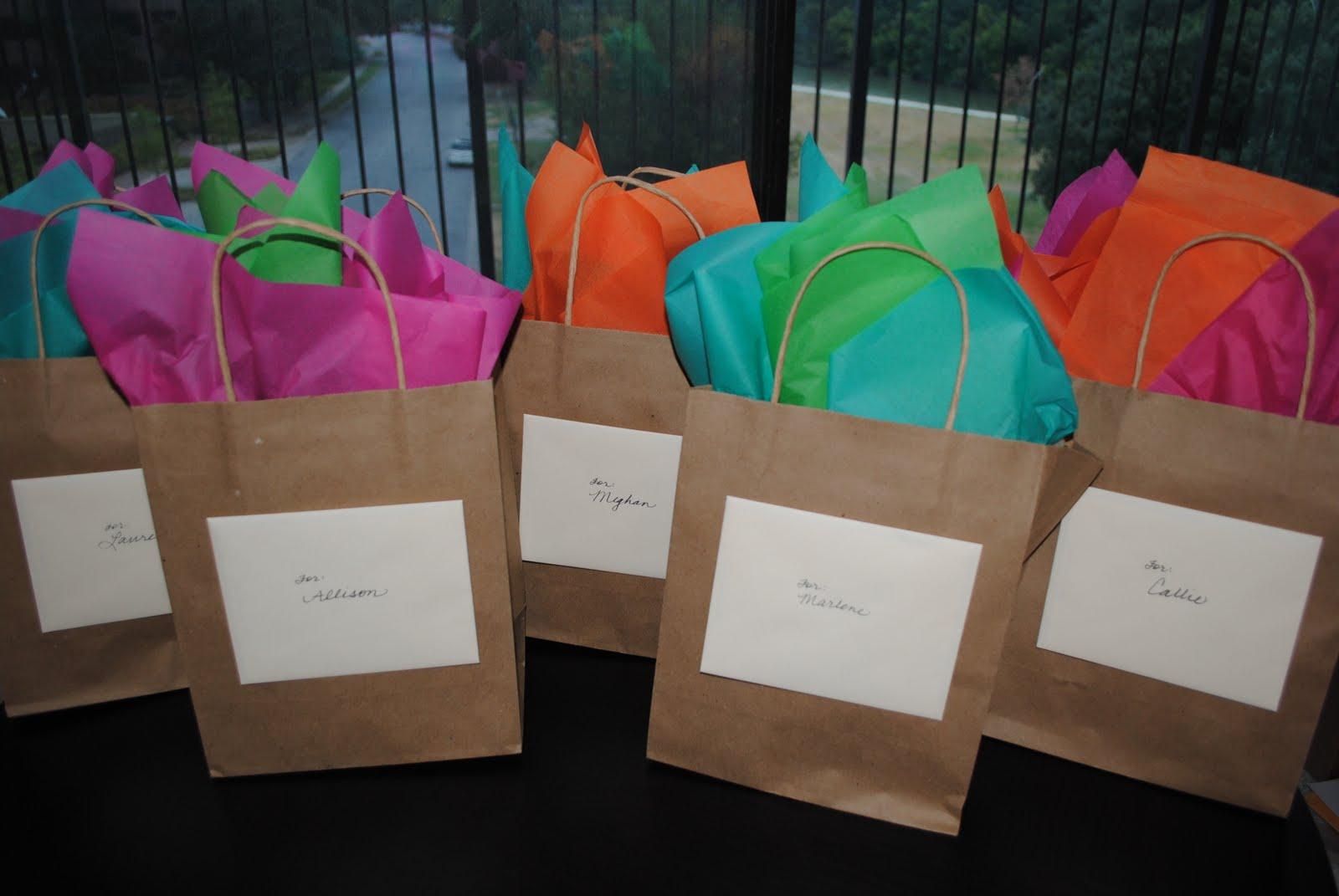 Wedding World: Wedding Shower Hostess Gift Ideas