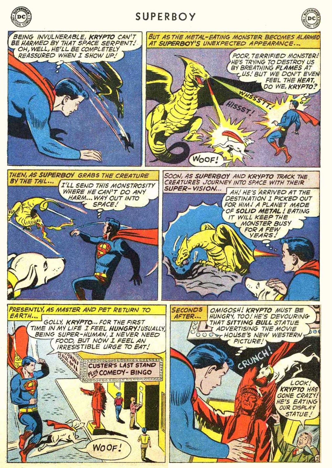 Superboy (1949) issue 91 - Page 21