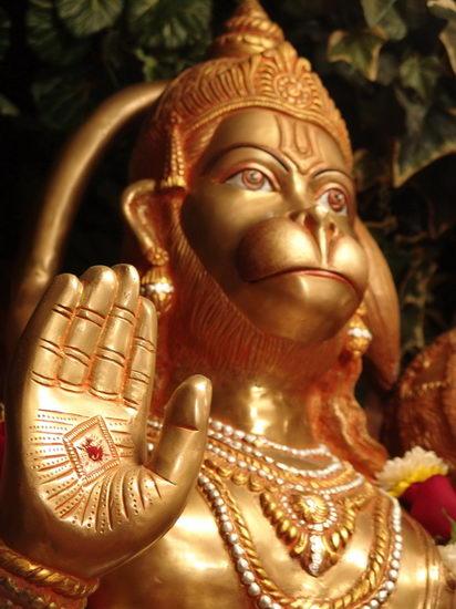 Today is Hanuman Jayanti in Tamil Nadu – January 4, 2011