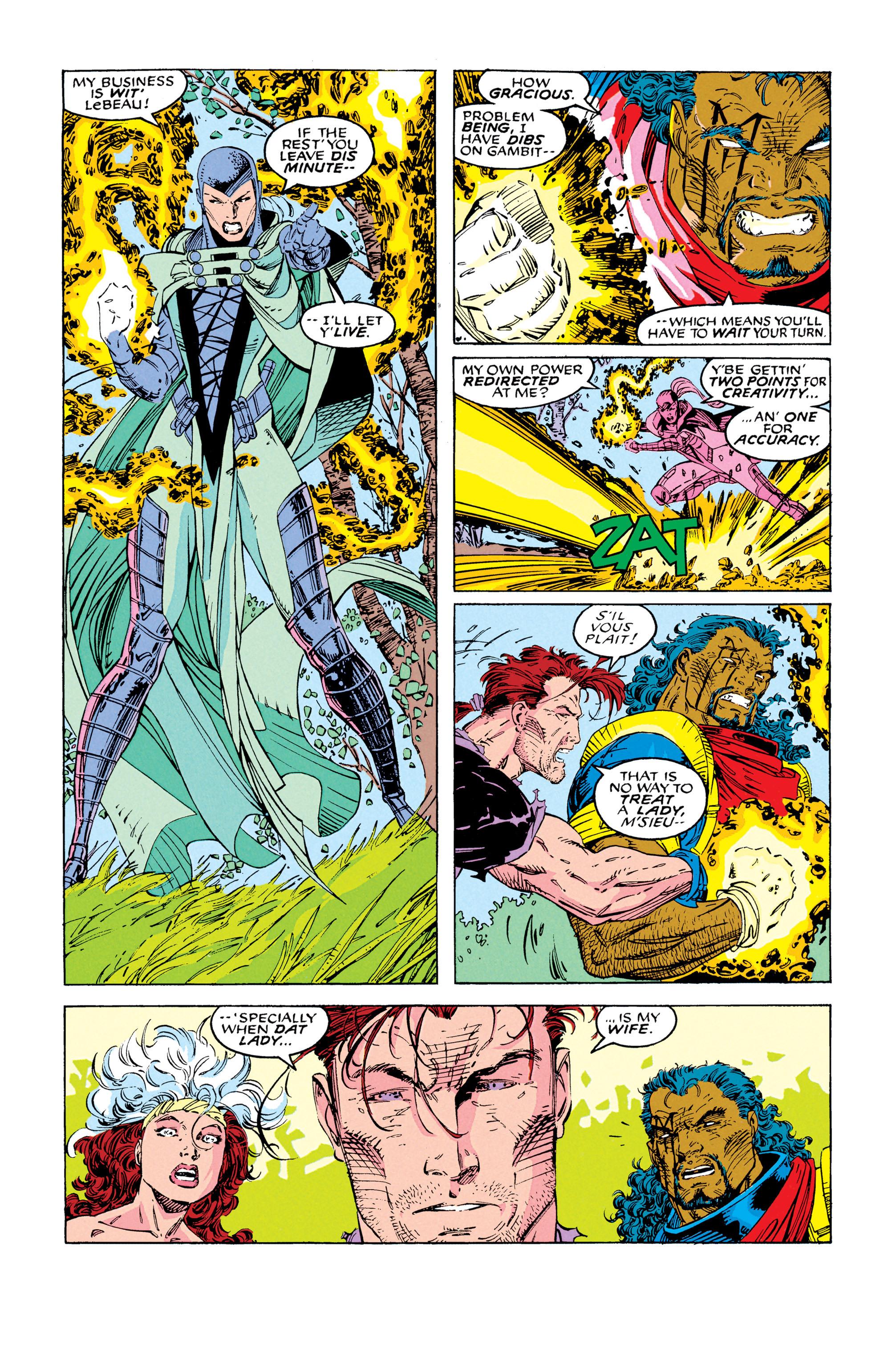 X-Men (1991) 8 Page 16