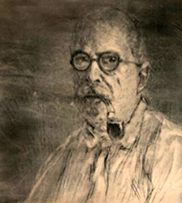 José Arpa Perea, Self Portrait, Portraits of Painters, Fine arts