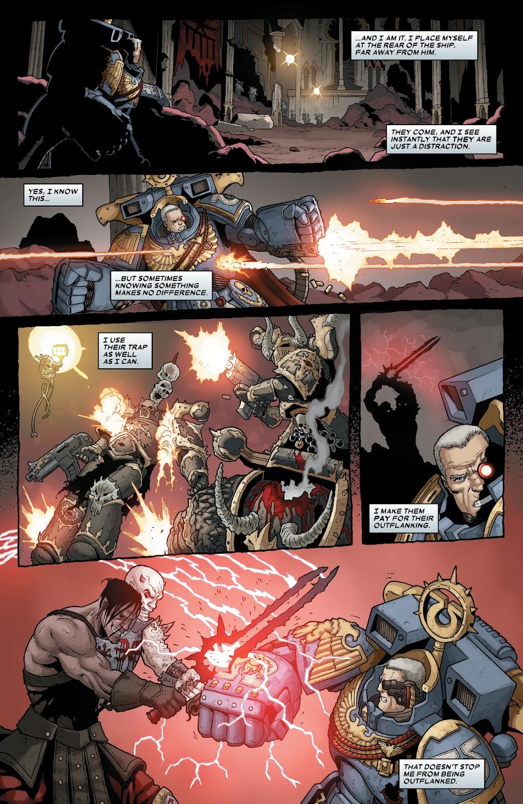 Warhammer 40,000: Marneus Calgar issue 5 - Page 12