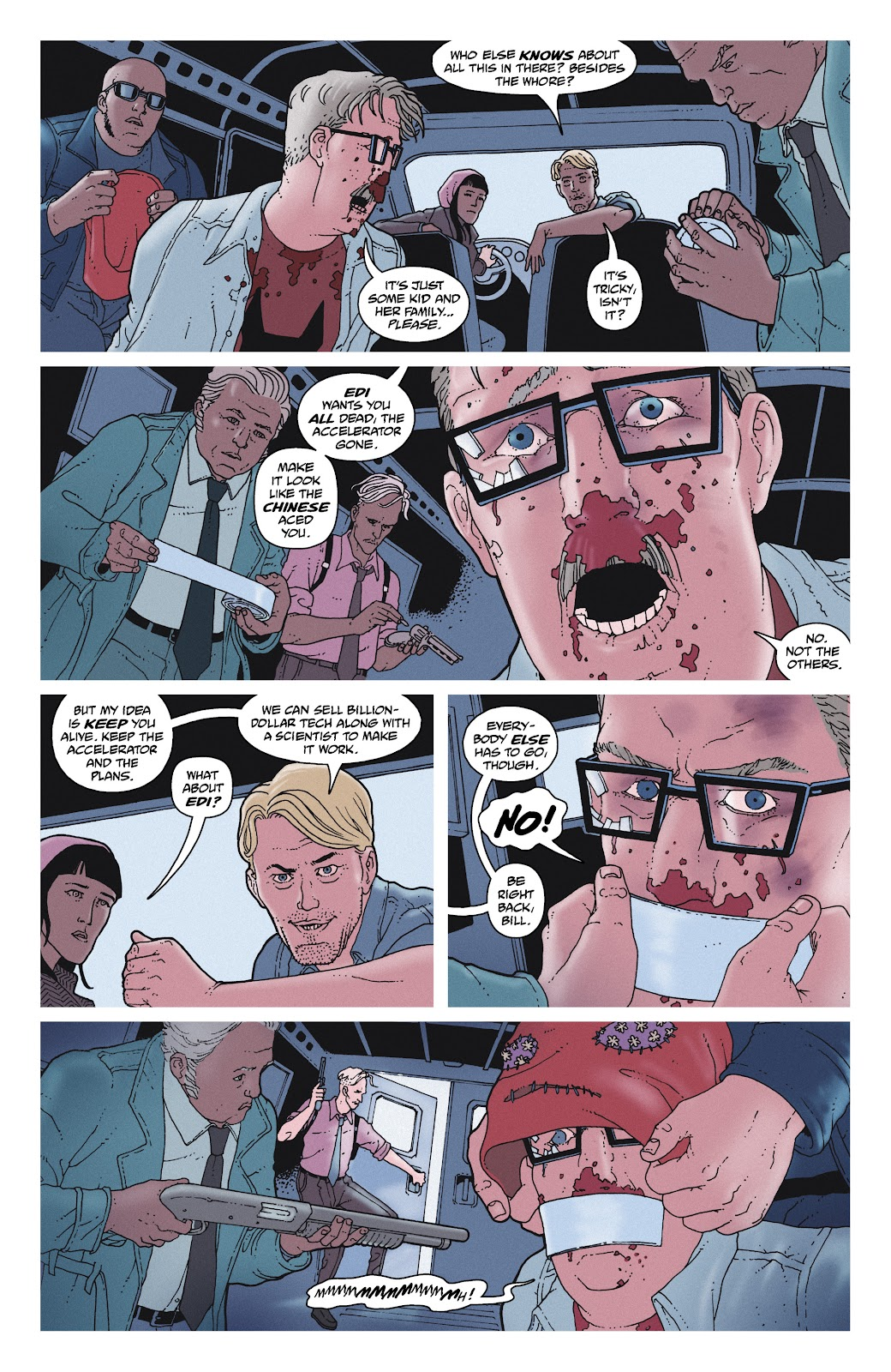 Read online She Could Fly comic -  Issue # _TPB - 117