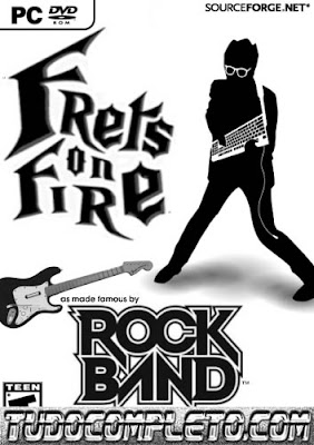 Frets on Fire: Rock Band Edition ( 2008 PC )Download Completo