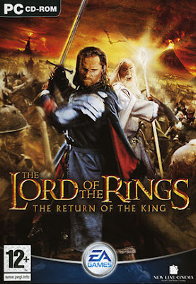 Lord of the Rings - The Return of the King (PC) ISO Download