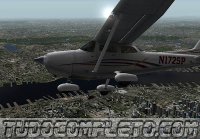 X-Plane 9 (PC) ISO Download Completo