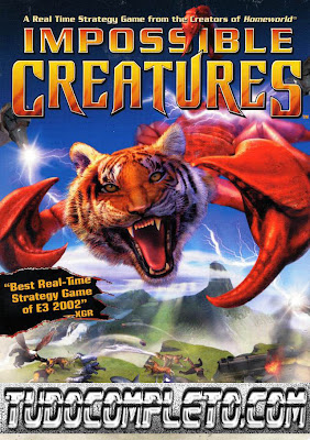 Impossible Creatures (PC) ISO Download Completo