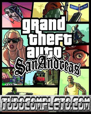 San Andreas (PC) GTA-SA ISO Download Completo