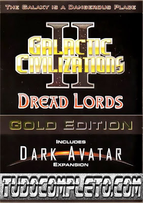 Galactic Civilizations II GOLD (PC) Full-ISO + Patches