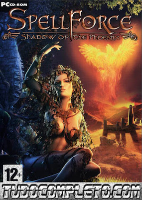SpellForce: Shadow of the Phoenix (PC) Full ISO Expansão Completo