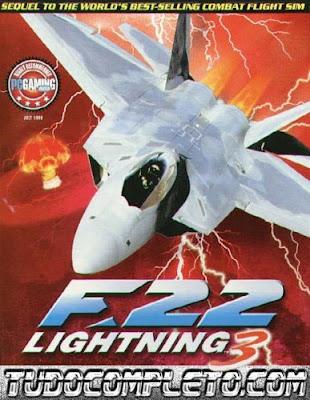 NOVALOGIC: F-22 Lightning 3