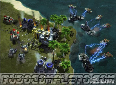 Command And Conquer Red Alert 3 (PC) ISO