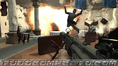 James Bond 007 Quantum of Solace (PC) ISO