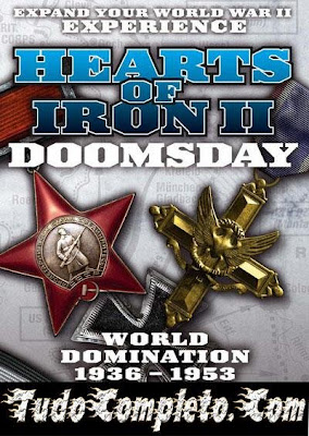 Hearts of Iron 2 Doomsday (PC)