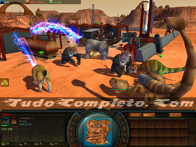 Impossible Creatures (PC) ISO