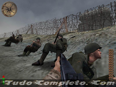 Medal of Honor Allied Assault (PC) ISO