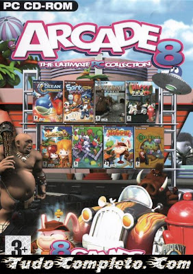 Arcade 8 The Ultimate PC Collection (PC) ISO