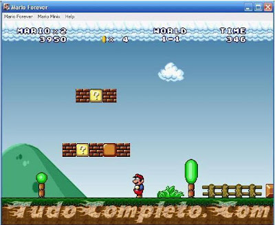 Super Mario Forever 4.0