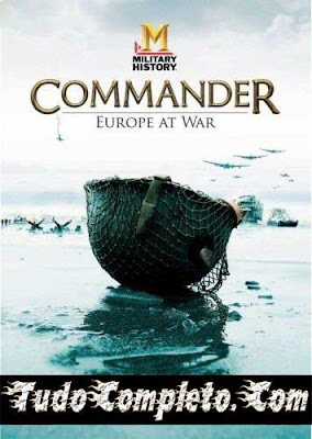 MILITARY HISTORY: Commander Europe At War
