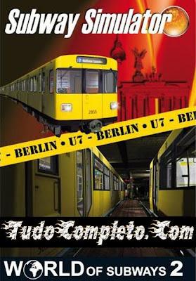 World Of Subways Vol 2 U7 Berlin