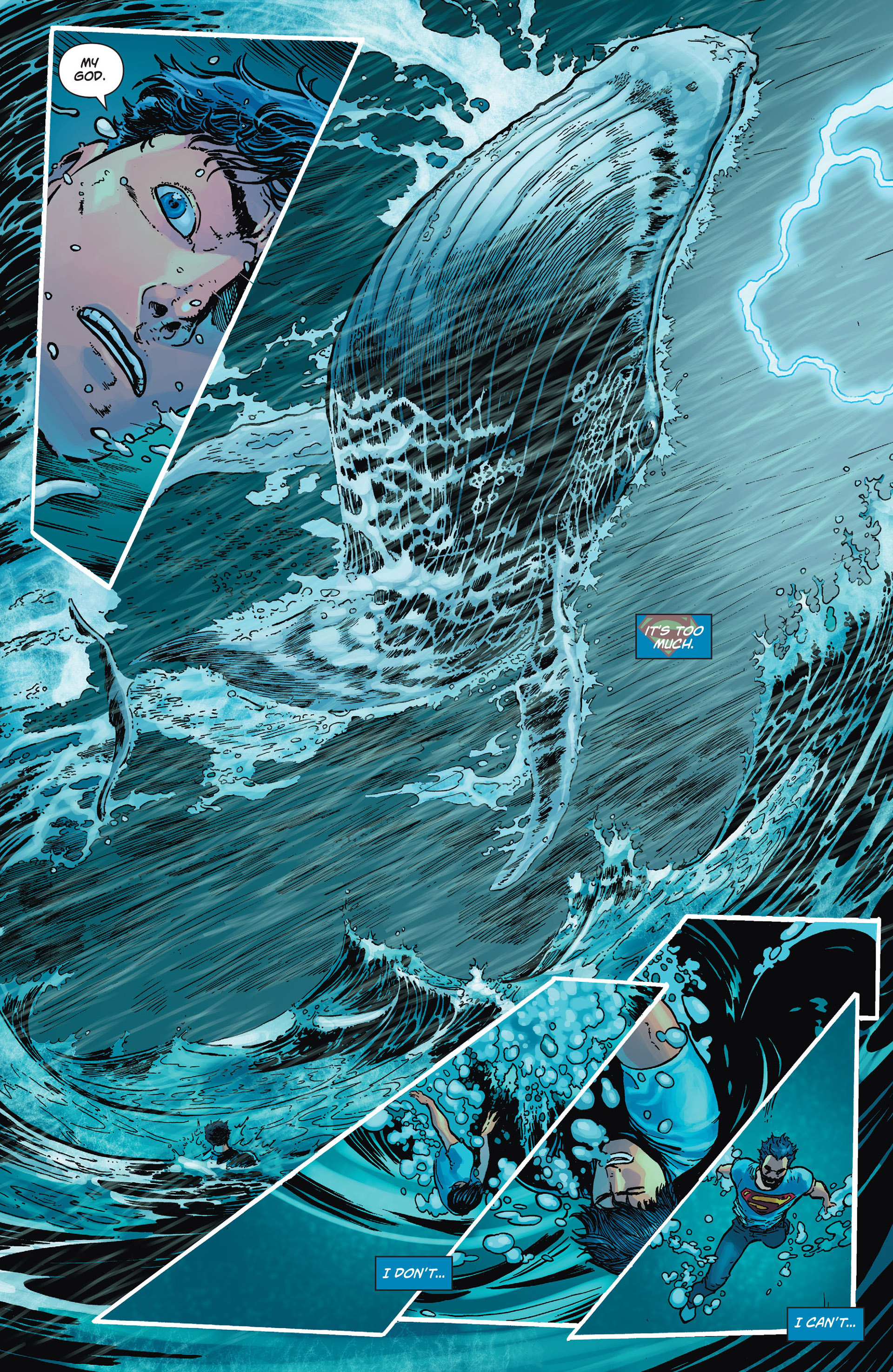 Read online Action Comics (2011) comic -  Issue #25 - 15
